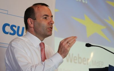 Manfred Weber – Krisen der Welt, Europa ist gefordert!