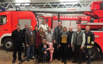 Besuch bei der FFW Germering