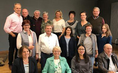 Besuch des Vorstandes vom Frauen- und Mütterzentrum bei der CSU-Fraktion