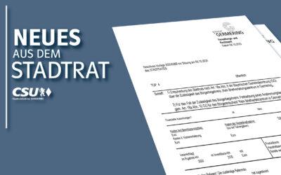 Bürgerbegehren gegen Briefverteilzentrum unzulässig