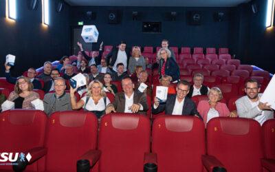 Großes Kino – CSU Germering nominiert Stadtratsliste für die Kommunalwahl2020