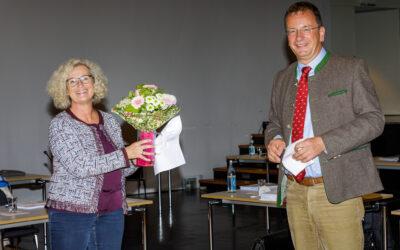 Christine Campinge als neue Stadträtin vereidigt
